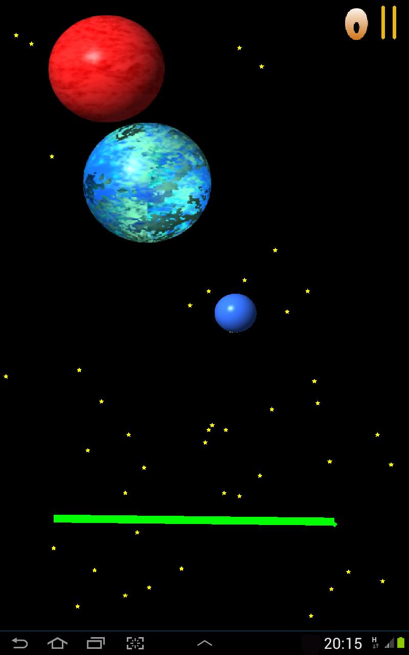 Скриншот Wing Ball