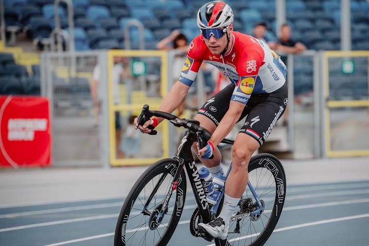 Pour Fabio Jakobsen, cette quatrième étape de la Vuelta représente beaucoup