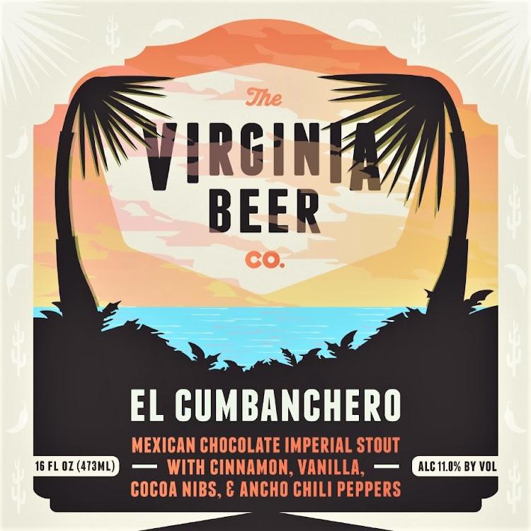 Logo of Virginia Beer Co. El Cumbanchero