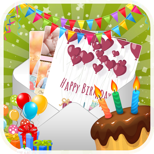 Birthday party invitation apps on google play free android app app icon stopboris Gallery