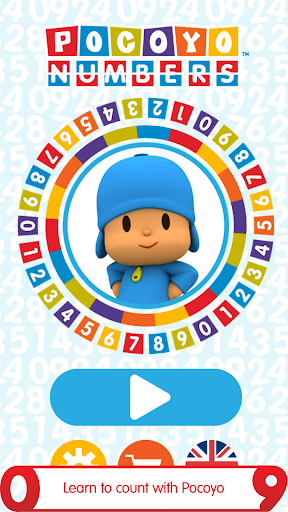 Pocoyo Numbers 1, 2, 3 Free 1.04 DreamHackers 1