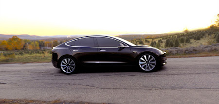 EV's - Tesla Model 3 [40.000€] [WLTP 400-500km NEDC]