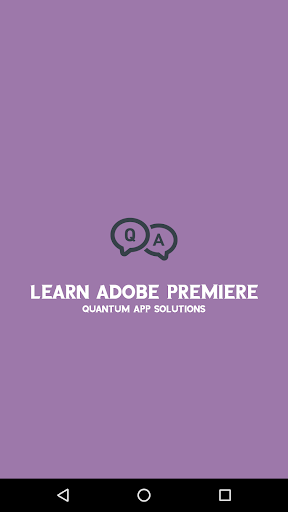 Learn Adobe Premiere Pro Video Lectures 1.6 Apk for Android 1