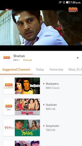 YuppTV screenshot 3