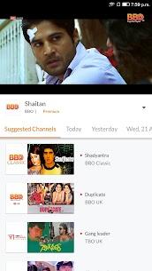 YuppTV Apk – LiveTV, Movies, Shows, Cricket, Originals 3