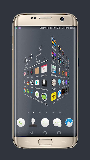 Youth Best Launcher Theme Screenshot