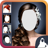 Wedding Hairstyle Camera