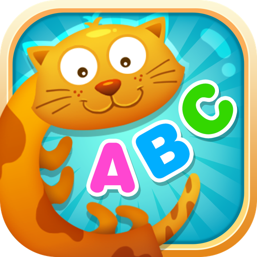 English alphabet game for kids (game)