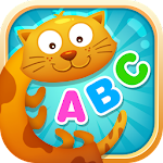 English alphabet game for kids Icon