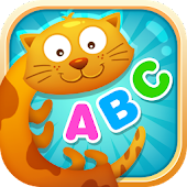 English alphabet game for kids