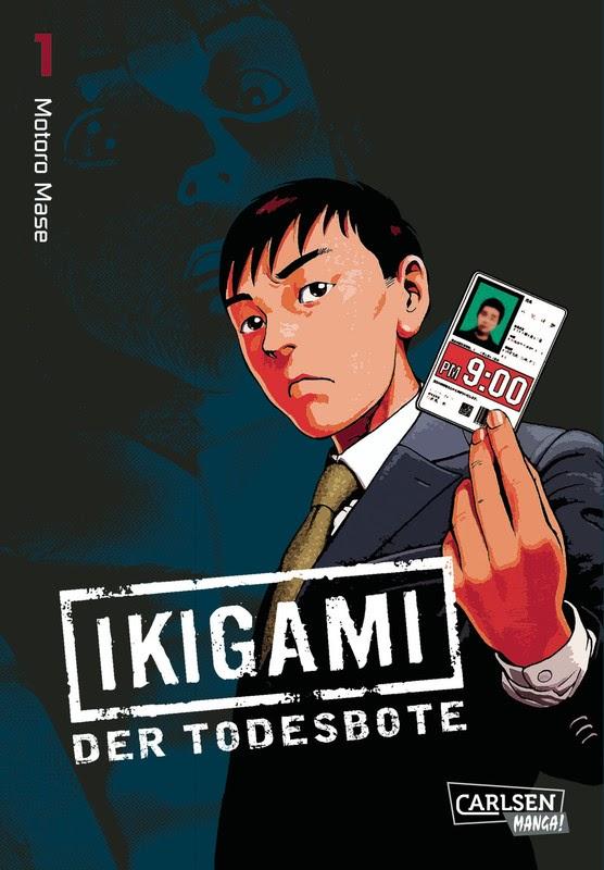 Ikigami: Der Todesbote (2012) - komplett