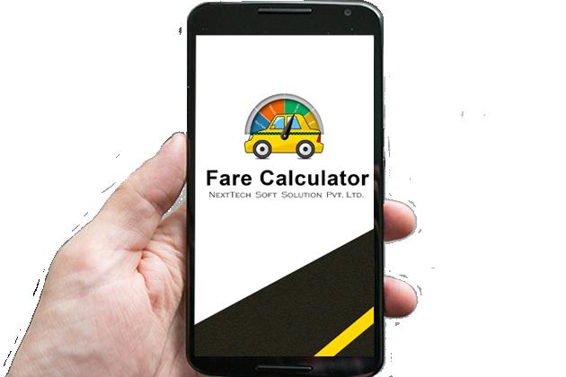 android Taxi Fare Calculator Screenshot 0