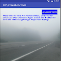 KY Ghosts and Paranormal