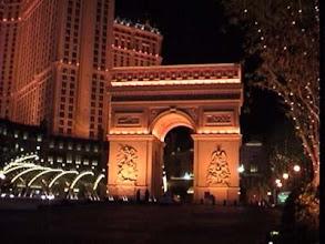 Photo: Paříž v Las Vegas