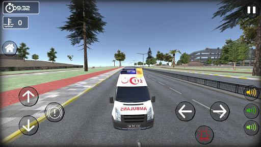 TR Ambulans Simulasyon Oyunu  screenshots 13