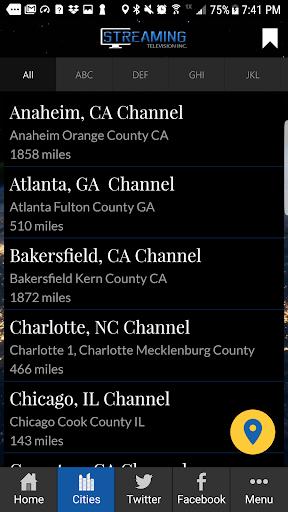 STV Network Channel Finder App screenshots 2