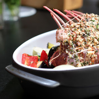 Jamie Oliver's Stuffed Rack of Lamb