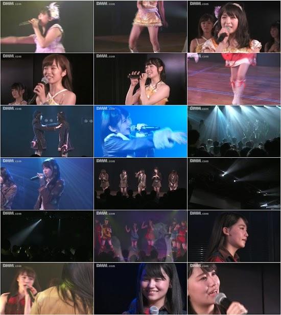(LIVE)(公演) AKB48 チーム4 「夢を死なせるわけにいかない」公演 小嶋真子 生誕祭 160603