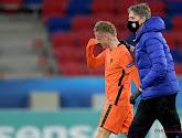 Geblesseerde Noa Lang verlaat selectie en keert terug naar Club Brugge
