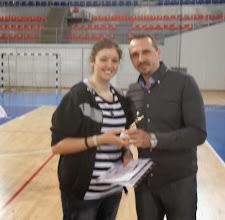 Photo: Najbolji bloker Milica Biorac