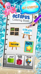 Ahtapot Boyama Kitabı 12 Hileli Apk Indir Mod Download