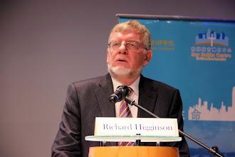Photo: Richard Higginson Lunch Talk