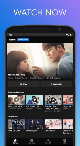 Viki: Korean Dramas, Movies & Chinese Dramas screenshot 5