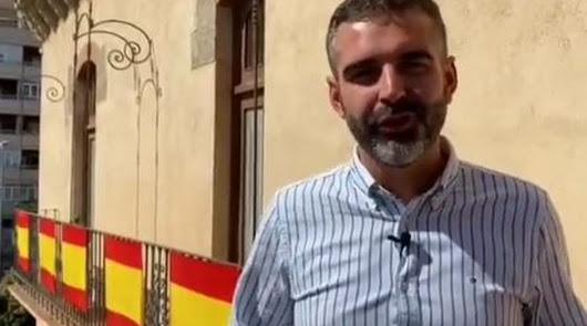 El gesto que el alcalde de Almería te pide que hagas por el Día de la Hispanidad
