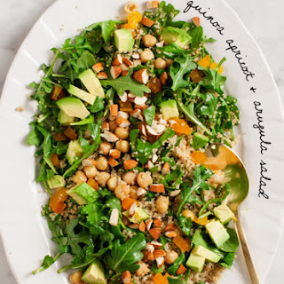 Arugula Salad Dressing Honey Recipes