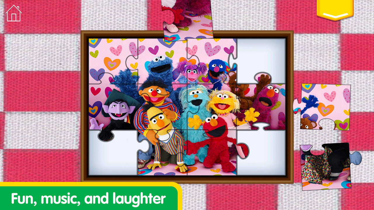 Elmo Loves You!- screenshot