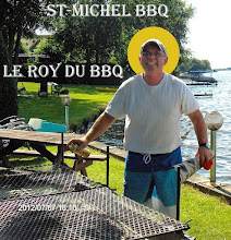 Photo: St-Michel BBQ !