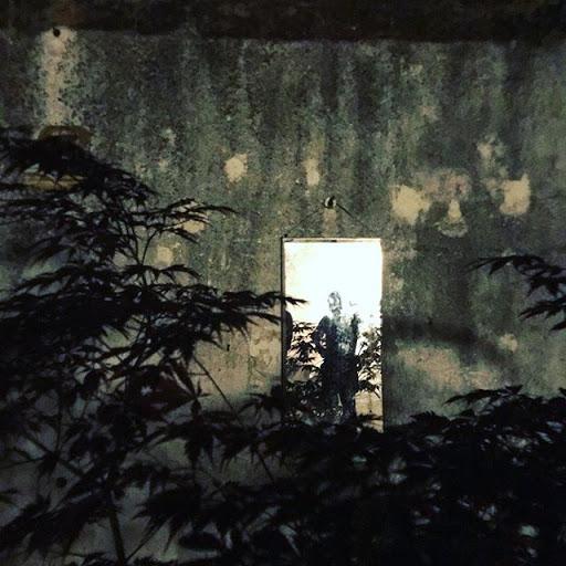 On rainy evenings, that window on the garden ...