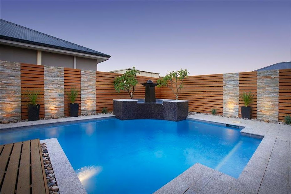 Swimming pool ideas design gallery apps on google play for Swimming pool design app