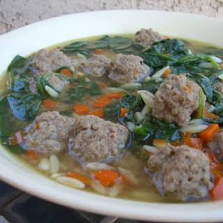 Homemade Italian Wedding Soup Recipe