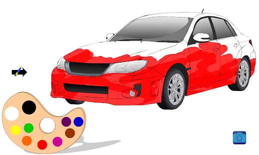 ColorMe: Cars 2 - náhled