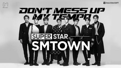 SuperStar SMTOWN  trampa 1