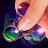 Fidget finger spinner sim 1.0 Apk