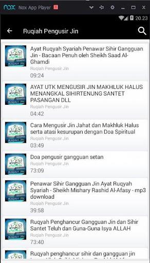 Download Doa Ruqiah Pengusir Jin Google Play softwares