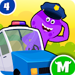 My Monster Town - Police Station Games for Kids 1.0