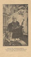 """Photo: Ilustracja zamieszczona w : """"Jednodniówka... """" """"Wilno św. Andrzejowi B. w hołdzie"""", 1938 r."""