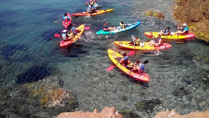 El deporte, la mejor forma de disfrutar la Costa de Almería