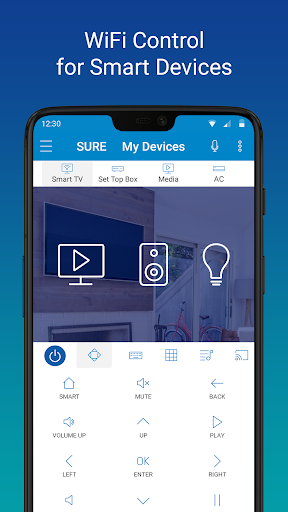 SURE - Smart Home and TV Universal Remote Apk 2