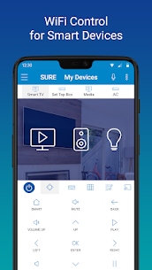 SURE – Smart Home and TV Universal Remote 4.24.129.20200311 [Mod + APK] Android 2