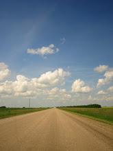 Photo: Open roads, big skies