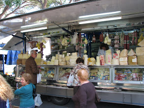 Photo: Market day  cheese