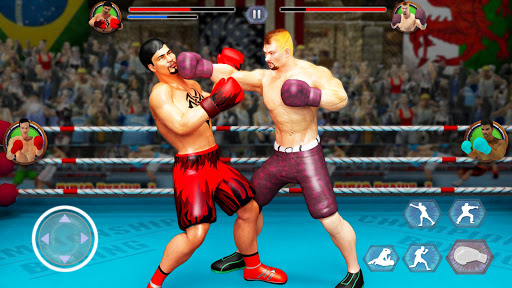World Tag Team Super Punch Boxing Star Champion 3D 2.1 screenshots 1