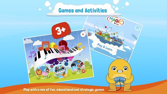 Magic Kinder Official App – Free Family Games 8