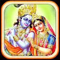 Lord Krishna Radha Wallpaper New icon