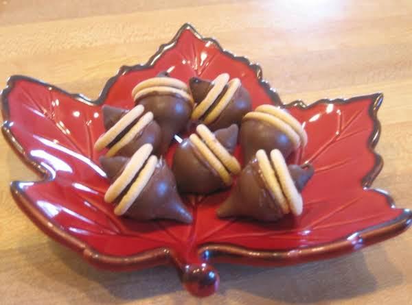 Candy Kiss Acorns