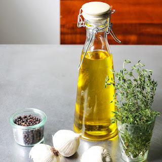 Roasted Garlic Oil Recipe